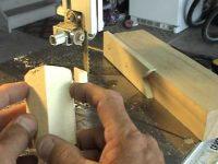 Making a Cowboy Bottle Stopper Blank Cut-Out