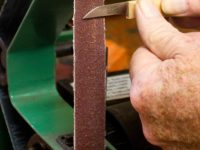 Sharpening With Power