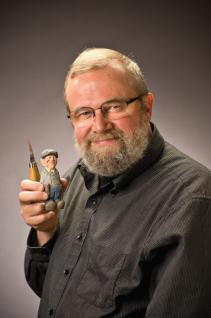 2012 Woodcarver of the Year: Harley Refsal