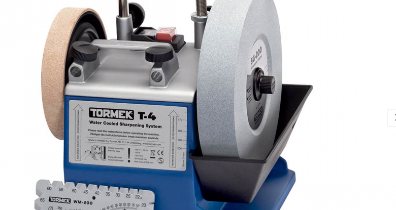 Product Review: Tormek Water-Cooled Sharpening System