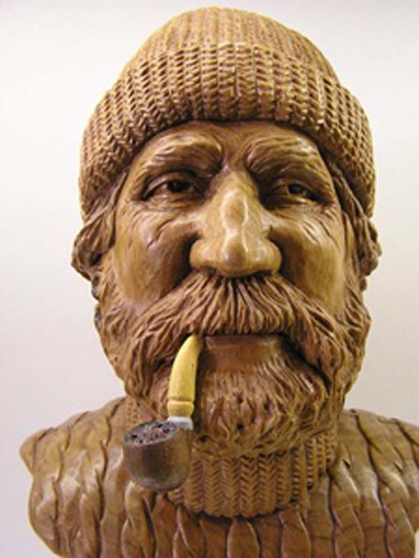 2011 Best Carving Design Contest: Realistic Category Winners