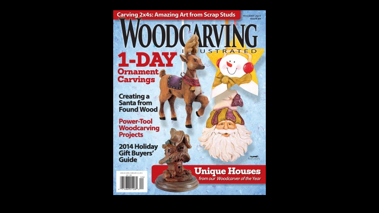 Our magazine archives woodcarving illustrated
