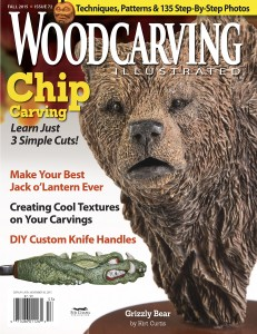 Woodcarving Illustrated Fall 2015 Issue 72