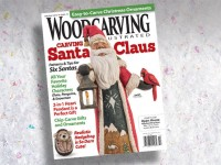 Woodcarving Illustrated Holiday 2015 (Issue 73)