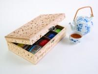 Chip-Carved Tea Box