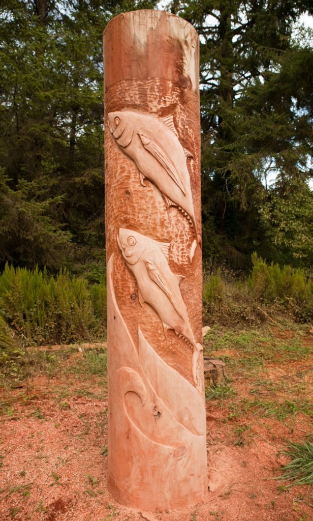 4-Albacore-Column-in-Redwood