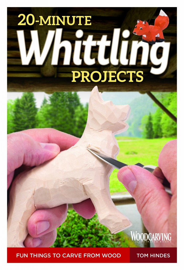 978-1-56523-867-1_20-Minute Whittling Projects_Cvr_2