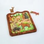 CF-Woodland Puzzle