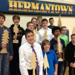 Hermantown Middle School Carving Club