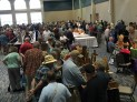 The waterfront Charlotte Harbor Convention Center bustled with carving fans at the Florida Winter National on January 9-10, 2016.