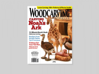 Woodcarving Illustrated Winter / Spring 2016