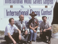 "Club News: International Woodcarvers Congress: ""A Woodcarving Experience Like No Other"""