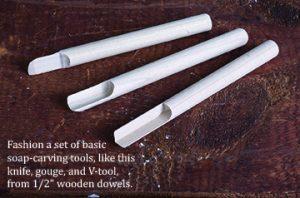 Soap Tools Inset