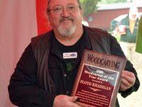 Floyd Rhadigan Named WCI Woodcarver of the Year