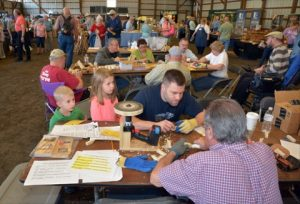 Local Clubs Teach Woodworking