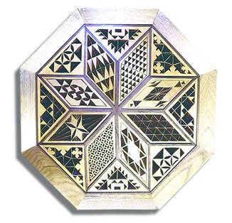 17. Len Albrecht - 8 Point Star2-silo