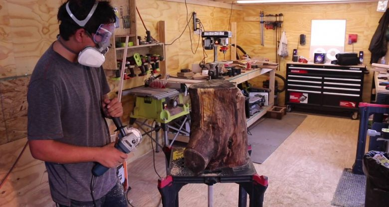 Chainsaw Carving Discs for Angle Grinders