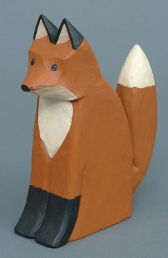 Easy Folk Art Fox