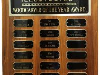 Woodcarver of the Year