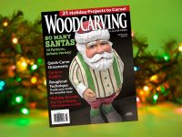 Woodcarving Illustrated Winter 2016 Issue 77