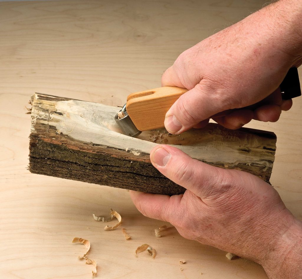Denker Carving Shave
