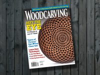 Woodcarving Illustrated Spring 2017 Issue 78