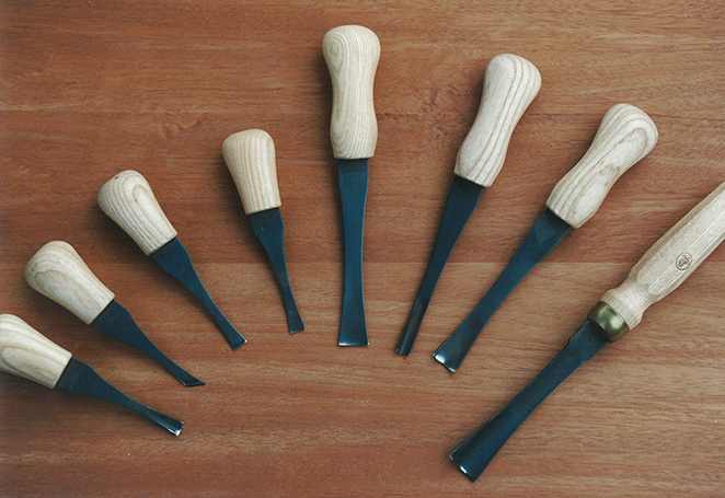 All About Chisels, Gouges, and V-Tools Part 2