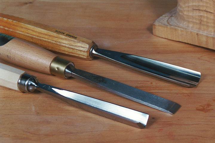 All About Chisels, Gouges, and V-Tools Part 1