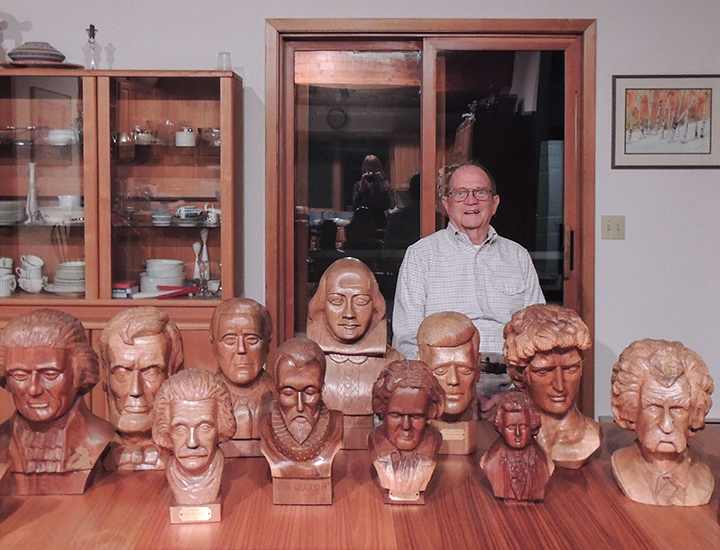 A Lifelong Carving Challenge