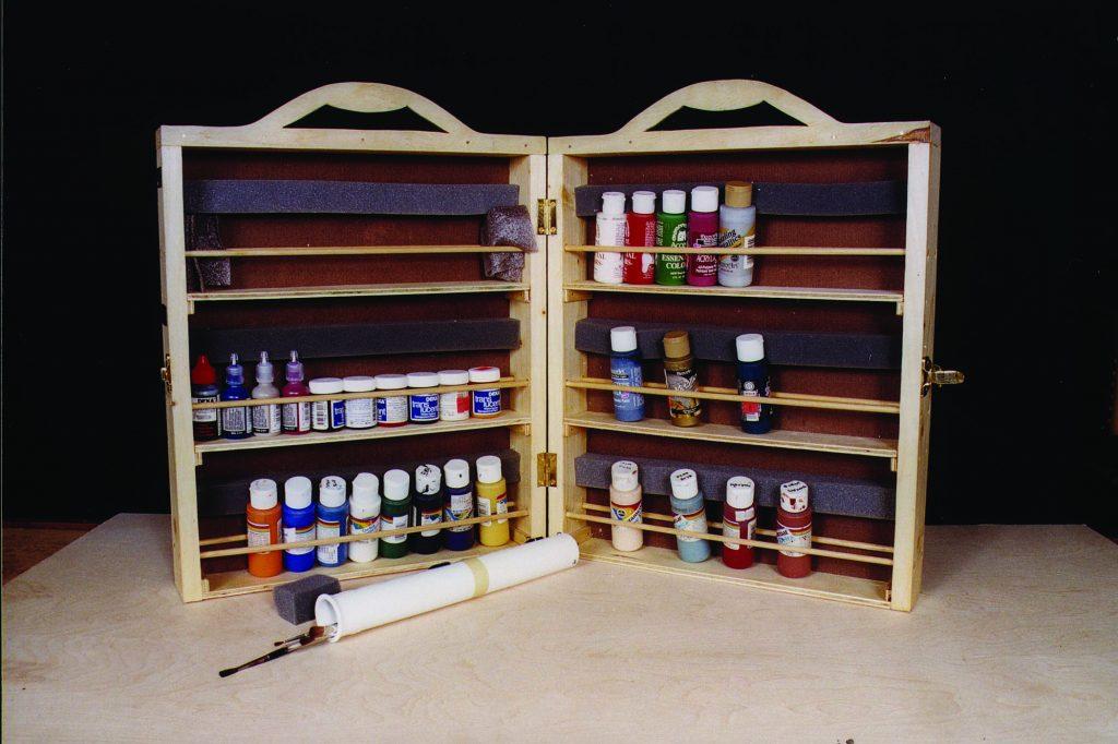 Paint Tote Case