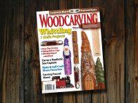 Woodcarving Illustrated Summer 2017 Issue 79