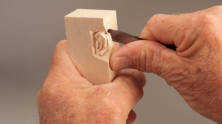 Carving an Ear