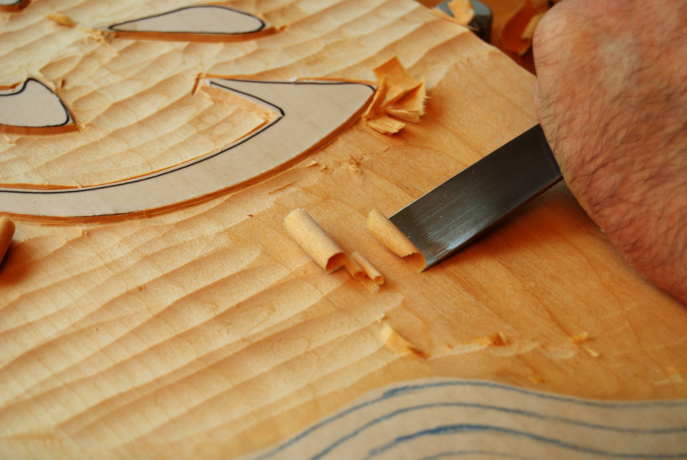 Fundamentals of chip carving fundamentals of woodworking