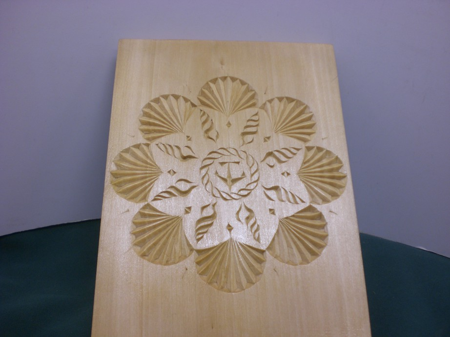 Applying a shellac finish woodcarving illustrated