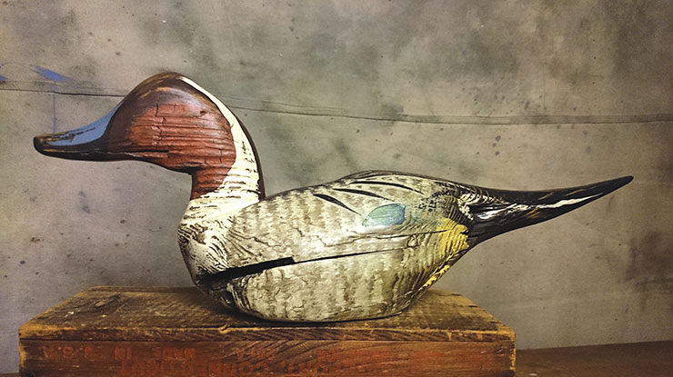 Distinctively Different Decoys