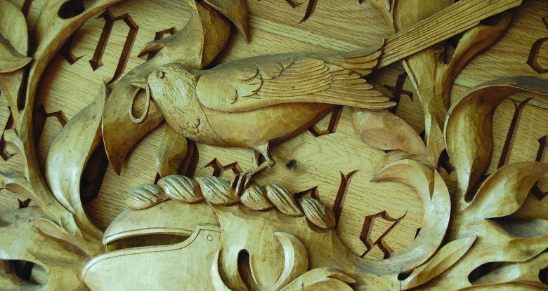 Tools of the trade woodcarving illustrated