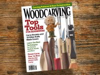 Woodcarving Illustrated Spring 2018 Issue 82