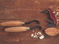 Product Review: Flexcut Spoon Tools