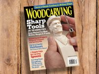 Woodcarving Illustrated Summer 2018 Issue 83