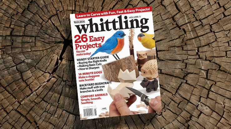 Whittling 2018: Volume 5