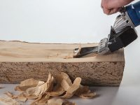 Tools for Removing Wood Quickly