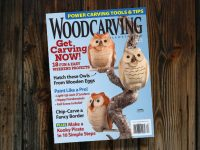 Woodcarving Illustrated -