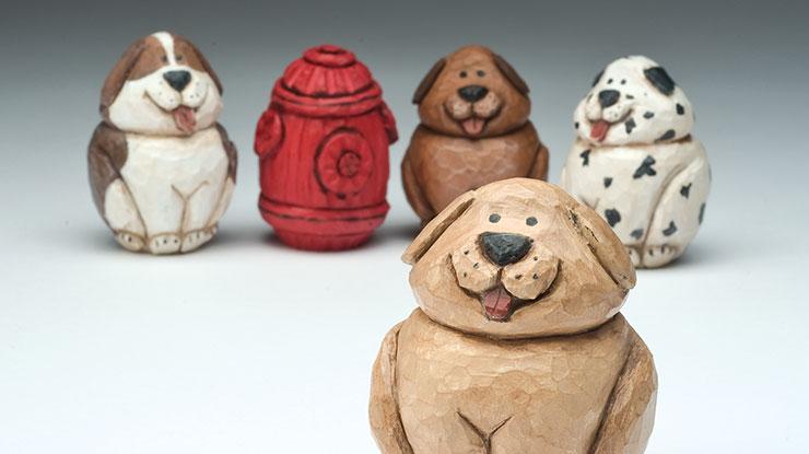 Carve a Caricature Canine