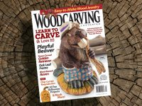Woodcarving Illustrated Fall 2019, Issue 88