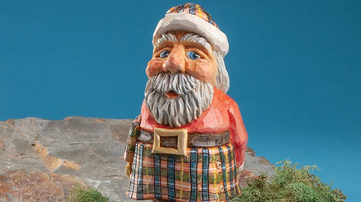 Scottish St. Nick
