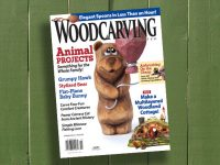 Woodcarving Illustrated Spring 2020, Issue #90