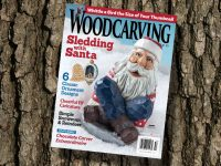 Woodcarving Illustrated Winter 2020, Issue #93