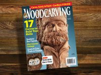 Woodcarving Illustrated Fall 2021, Issue #96