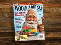 Woodcarving Illustrated Winter 2021, Issue #97