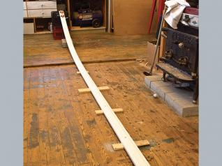 Making a Pinewood Derby Track